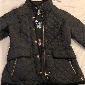 Joules quilted coat